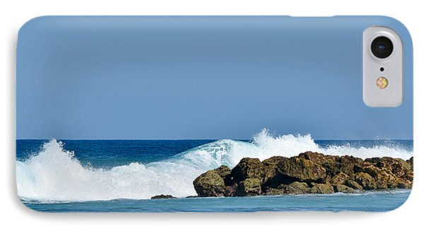 Labadee Haiti Ocean Waves IPhone Case