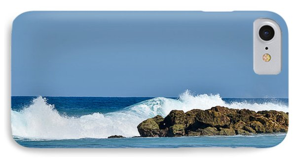 Labadee Ocean Waves Haiti IPhone Case