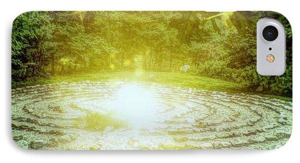Labyrinth Myth And Mystical IPhone Case