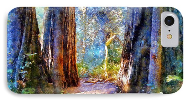 Lady Bird Johnson Grove IPhone Case