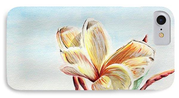 Laguna Flower IPhone Case