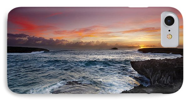 Laie Point Sunrise IPhone Case