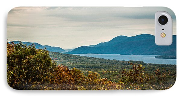 Lake George IPhone Case