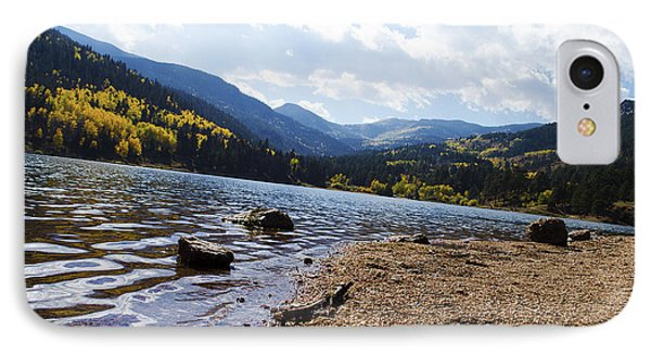 Lake In Colorado Rockies IPhone Case