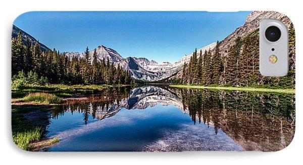 Lake Josephine IPhone Case