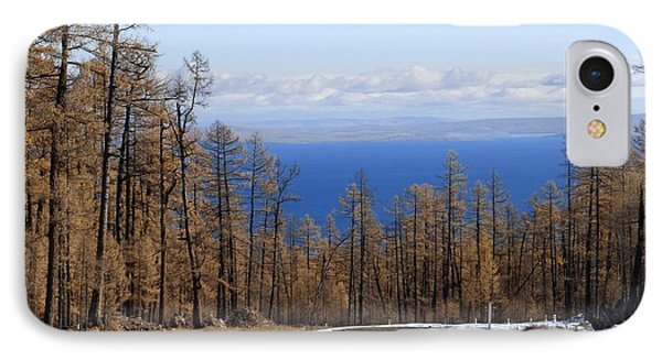 Lake Khuvsgul IPhone Case