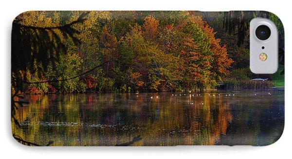 Lake Lucerne Ohio IPhone Case