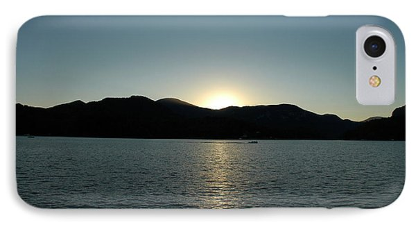 Lake Lure Sunset IPhone Case