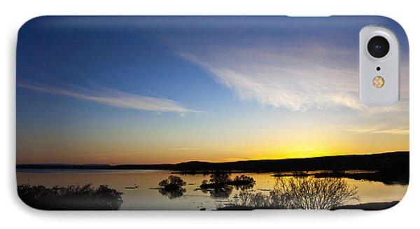 Lake Myvatn IPhone Case