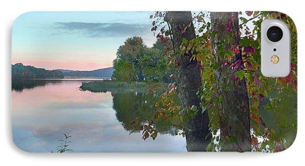 Lake Sequoya At Sunrise, Washington IPhone Case