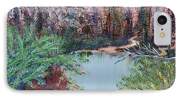 Lake Tranquility IPhone Case