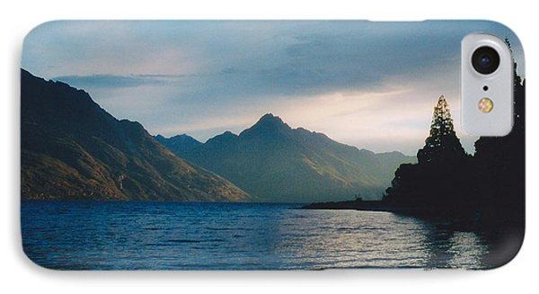 Lake Wakatipu IPhone Case