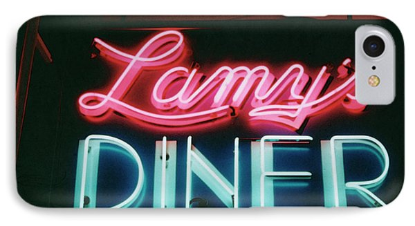 Lamys Diner IPhone Case