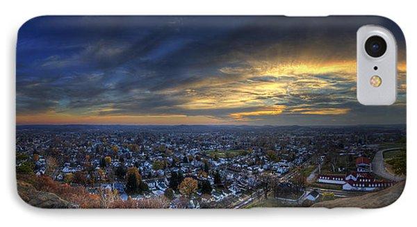 Lancaster Ohio Panorama IPhone Case