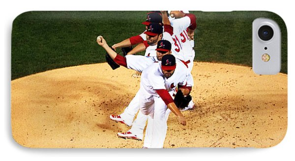 Lance Lynn Pitches IPhone Case