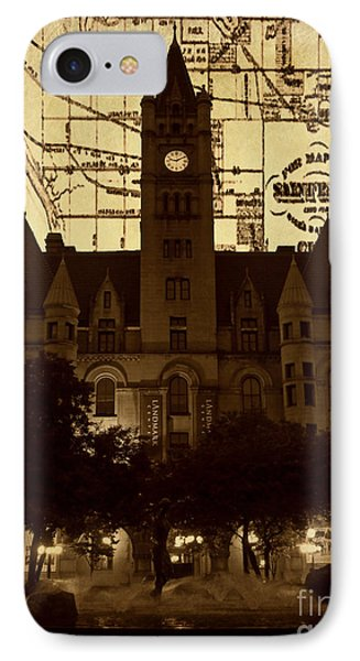 Landmark Center 2 IPhone Case
