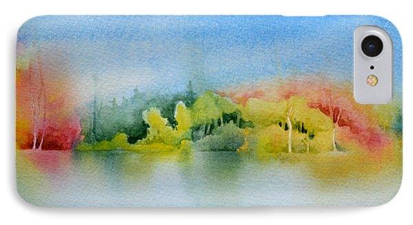 Landscape Rainbows IPhone Case