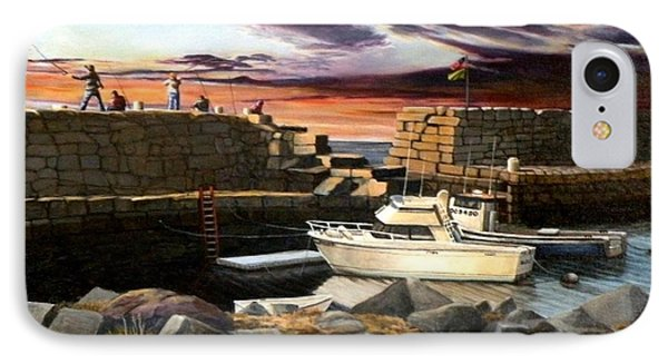 Lanes Cove Gloucester IPhone Case