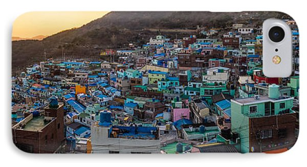 Late Afternoon In Gamcheon IPhone Case