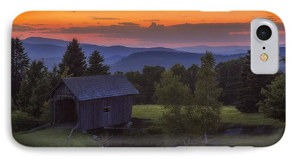 Late Summer Sunset IPhone Case