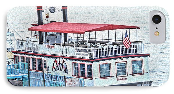 Laughlin Riverboat IPhone Case
