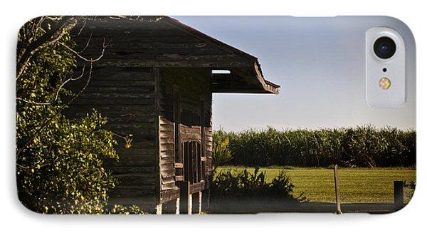 Laura Plantation Slave Home IPhone Case
