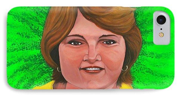 Laurie Pebworth IPhone Case