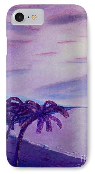 Lavender Bay IPhone Case