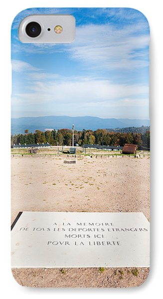 Le Struthof Former Nazi Concentration IPhone Case