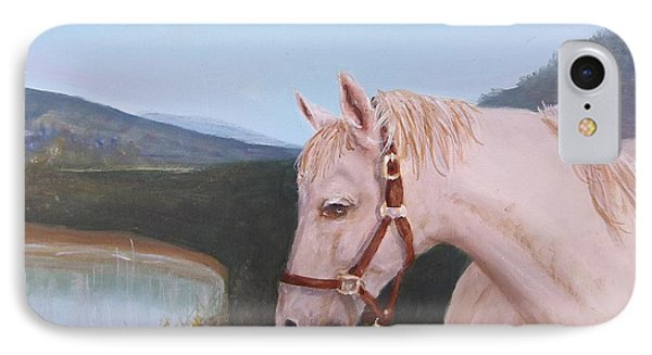 Lead A Horse IPhone Case