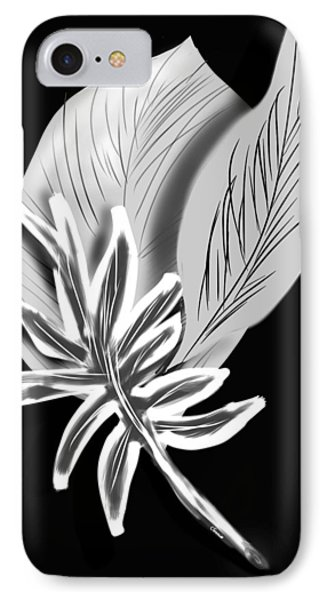 Leaf Ray IPhone Case