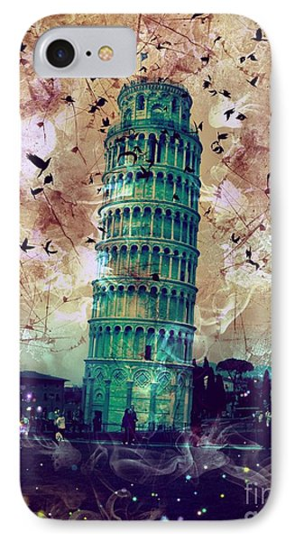 Leaning Tower Of Pisa 1 IPhone Case
