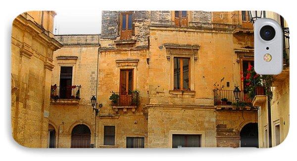 Lecce Stone IPhone Case