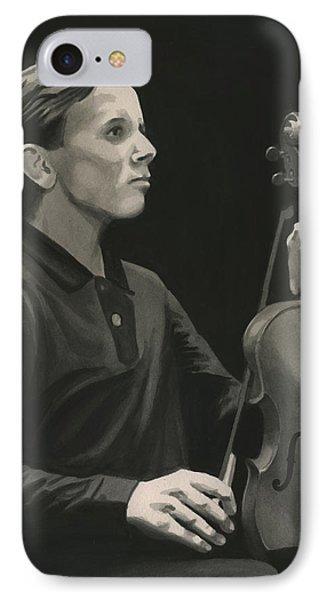 Legendary Violinist IPhone Case