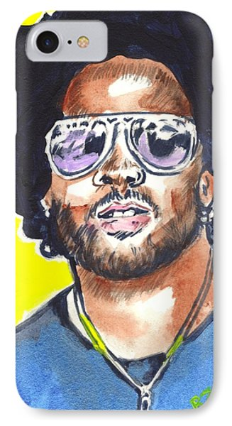 Lenny Kravitz IPhone Case