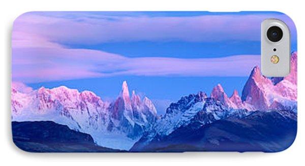 Lenticular Clouds And Pre-dawn Light IPhone Case