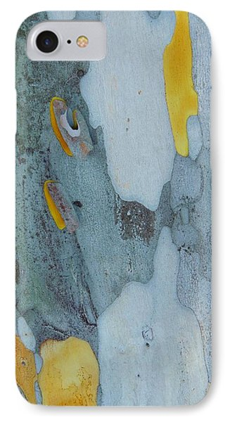 Leopard Tree Bark Abstract No 1 IPhone Case