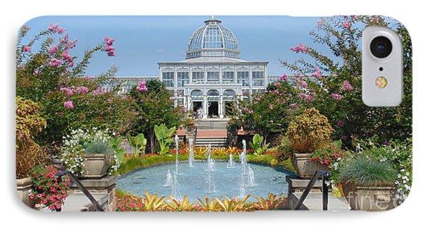 Lewis Ginter Botanical Garden IPhone Case