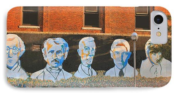 Liberty Street Mural IPhone Case