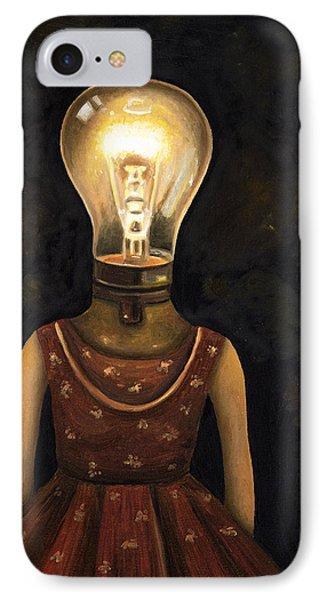 Light Headed IPhone Case