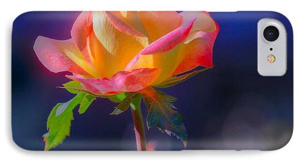 Flower 10 IPhone Case