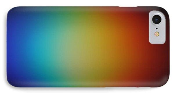 Light Refracted - Rainbow Through Prism IPhone Case