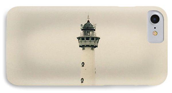 Lighthouse Netherlands IPhone Case