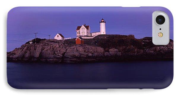 Lighthouse On The Coast, Nubble IPhone Case