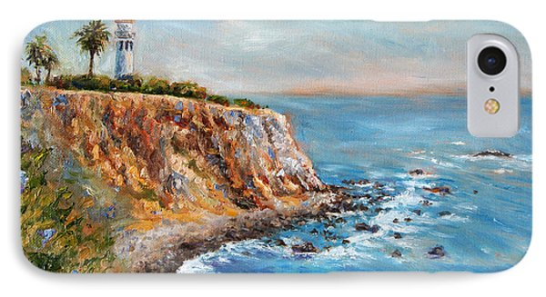 Lighthouse View IPhone Case