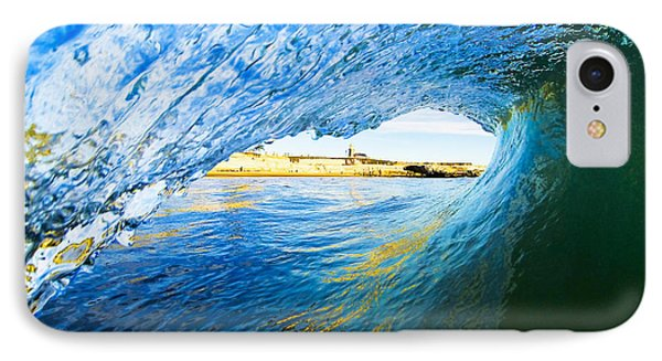 Lighthouse Wave 2 IPhone Case