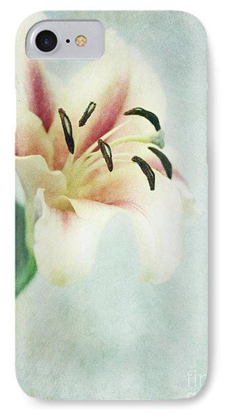 Lily iPhone 8 Case - Lilium by Priska Wettstein