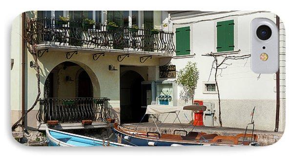 Limone Del Garda, Lago Di Garda IPhone Case