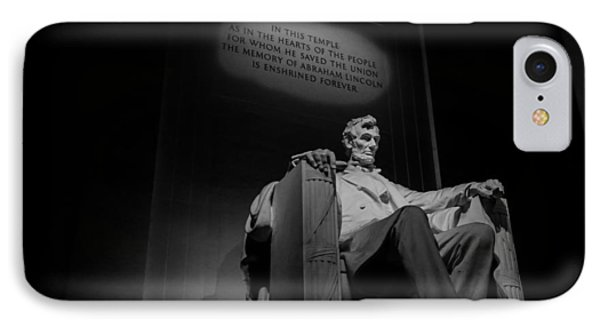Lincoln's Legacy IPhone Case