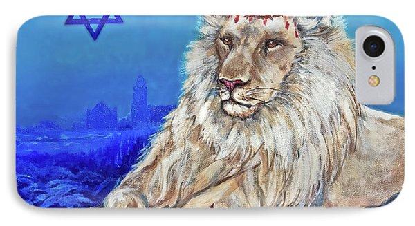 Lion Of Judah - Jerusalem IPhone Case